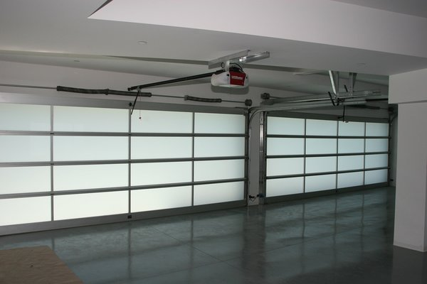 Fogged Garage Door Windows